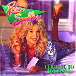 ROBIN SPARKLES - 'Let's go to the mall'