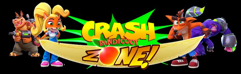 Crash Bandicoot Zone Forum - April 2021 logo