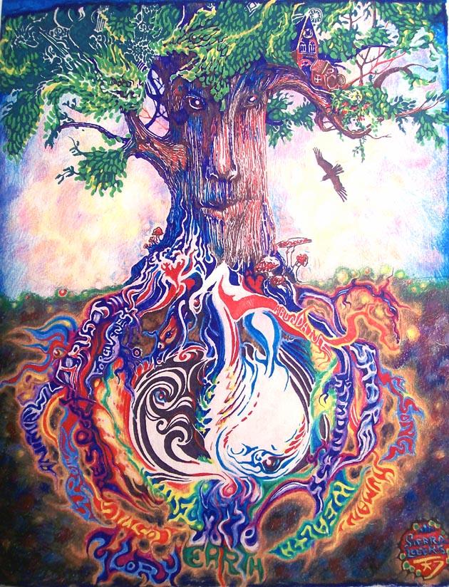 spirt-roots tree by Tstar7