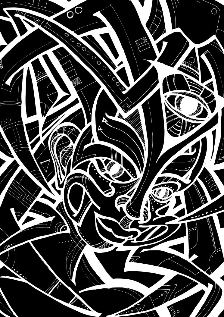 Cybergirl by emilsa