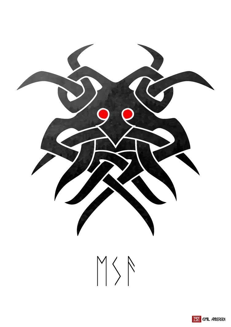 Modernised version of Aarhus mask by emilsa