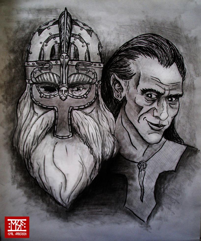 Odin and Loki, take 2 by emilsa