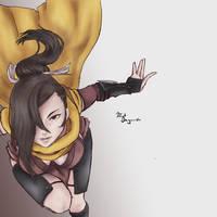 Fire Emblem Fates Kagerou by FlintDragonrider