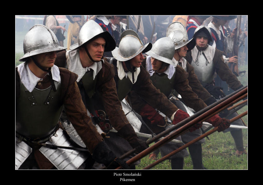 Pikemen by Nurglitch