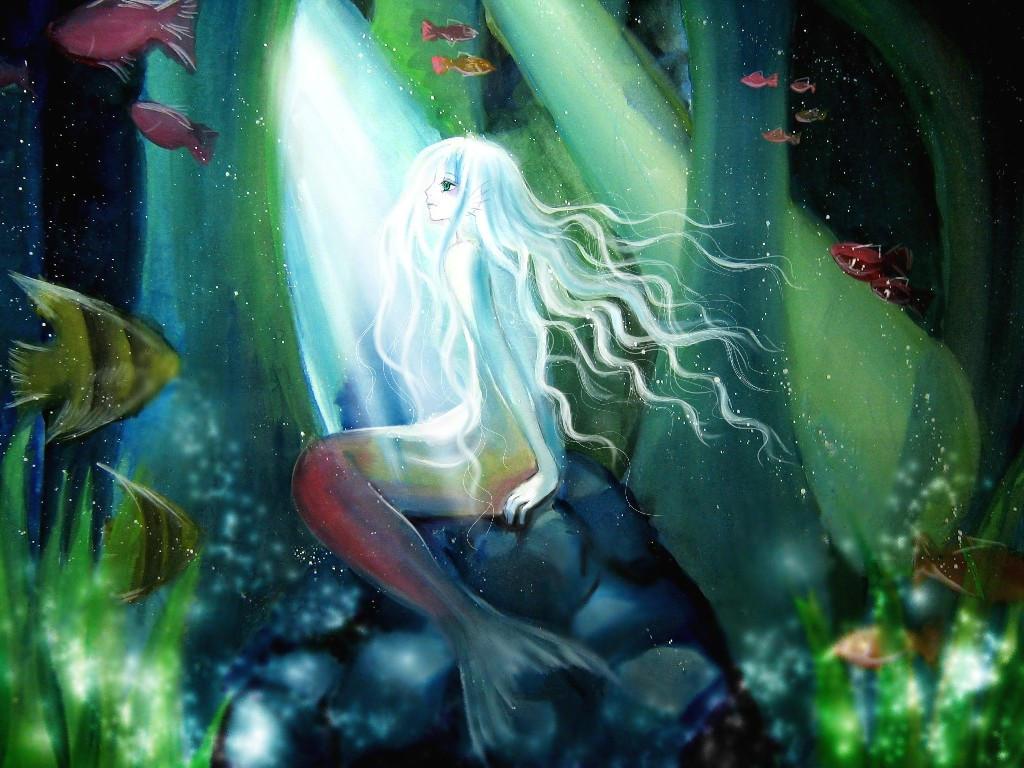 Mermaid by kasho