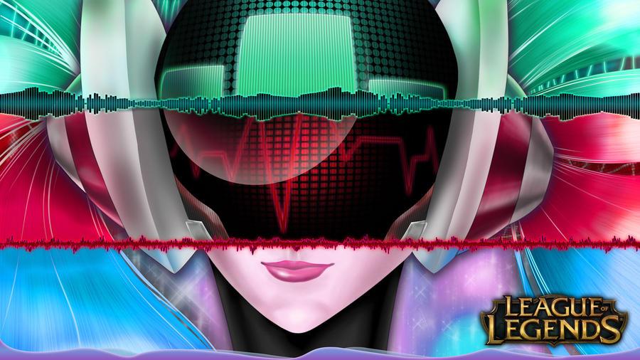 LOL Wallpaper : DJ Sona 1920x1080 by macuapo89