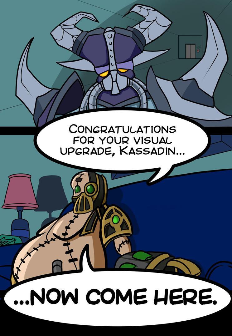 Congratulations Kassadin! by macuapo89