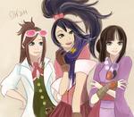 The New Trio