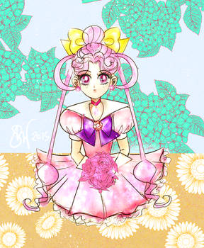 Maiden of Flowers (Sailor Ceres)