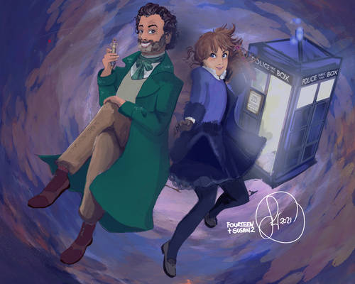 Family Reunion [The14th Doctor and the 2nd Susan]