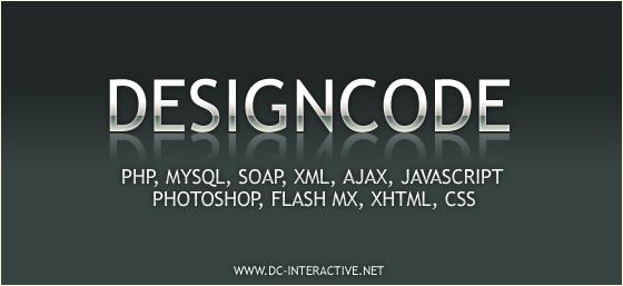 designcode's Profile Picture