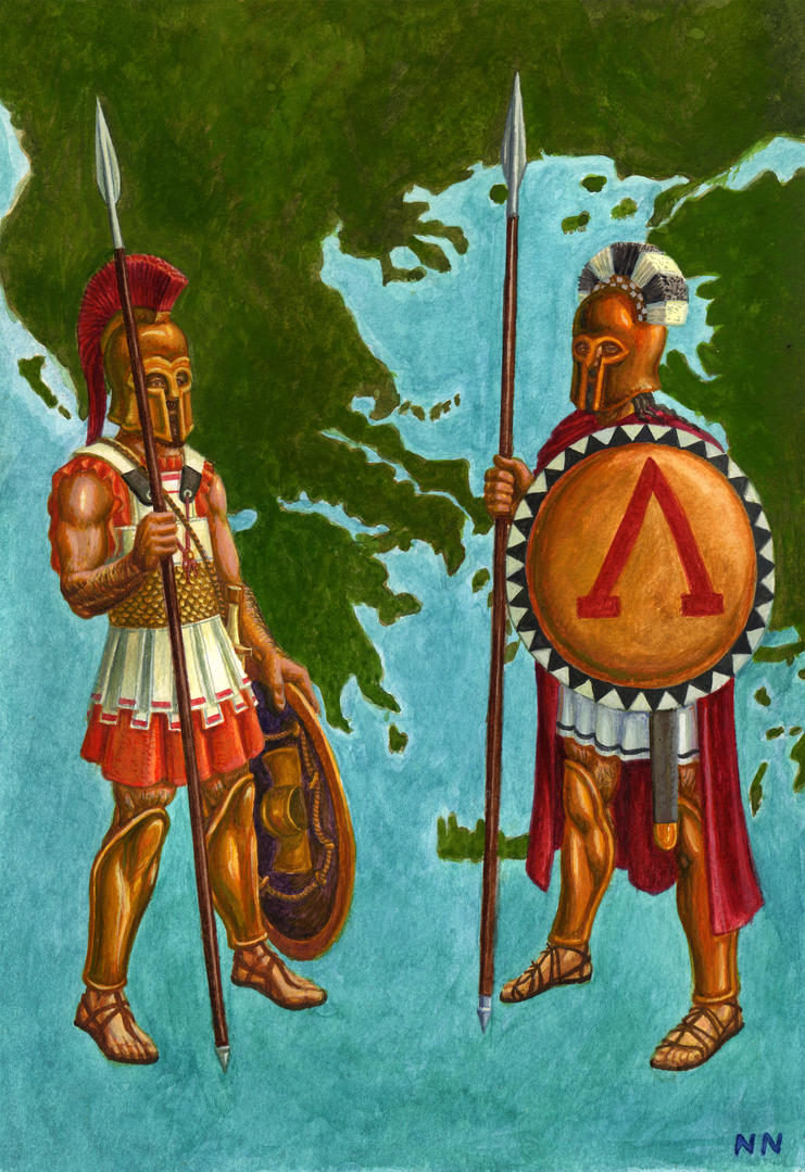 sparta and athens relationship