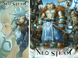 Neo Steam - Art 2
