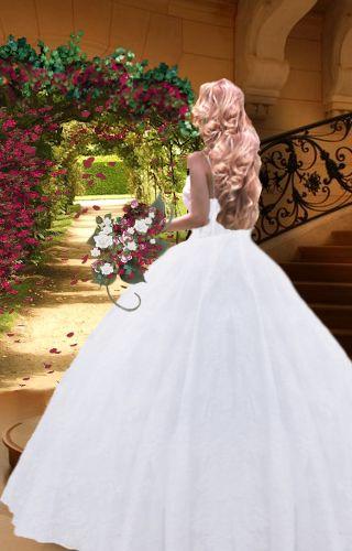 Wedding Archway by marphilhearts