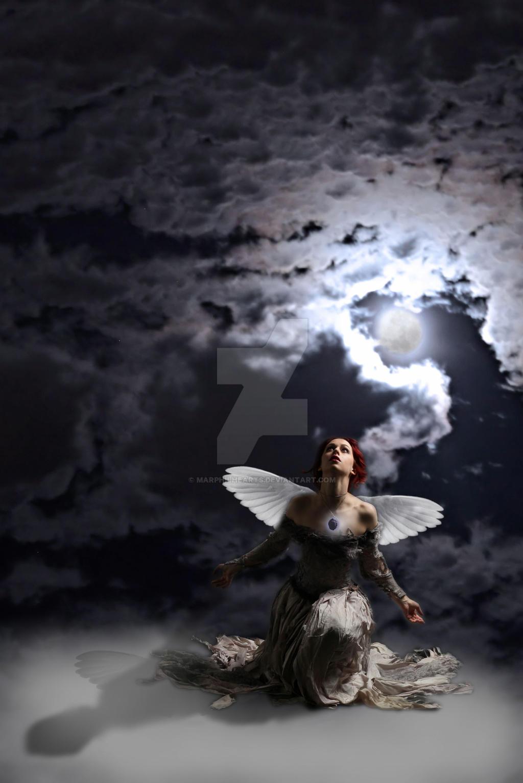 The Moon by marphilhearts