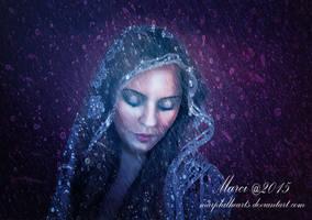 Veil in the Rain by marphilhearts