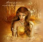 Autumn Mermaid