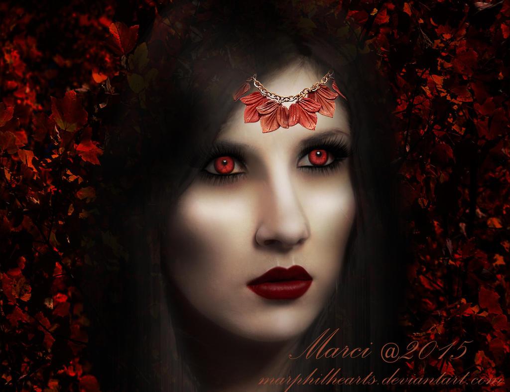 LadyAutumn by marphilhearts