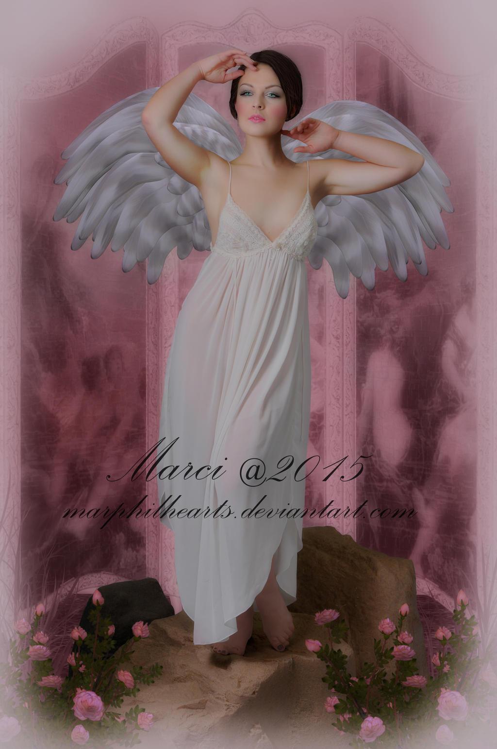 Cherub Princess by marphilhearts