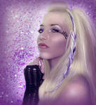Purple - Glamour Retouch