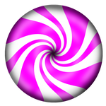Free Purple Peppermint Candy