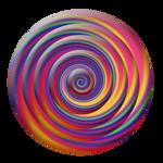 Rainbow Lollipop PNG