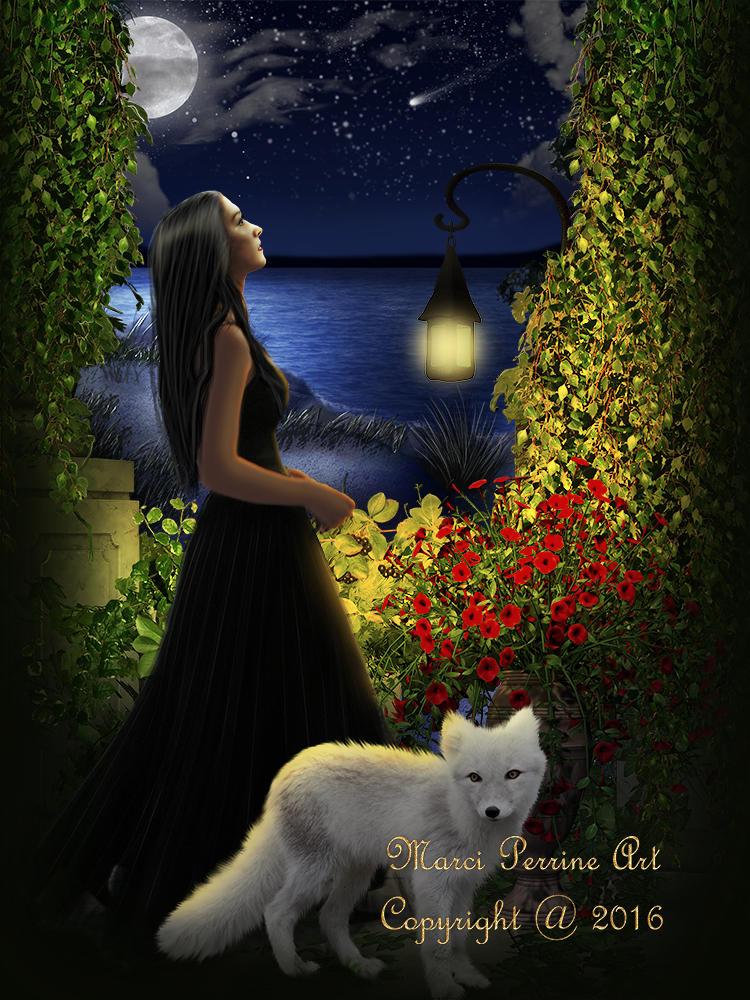 Falling Star Redo by marphilhearts