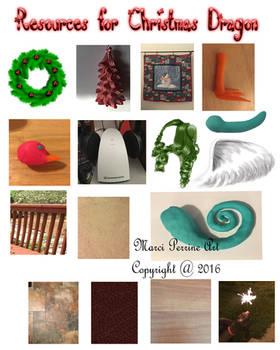 Christmas Dragon Resources