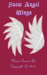 Snow Angel Wings