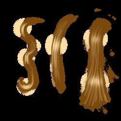 Angel Blonde - Free Hair