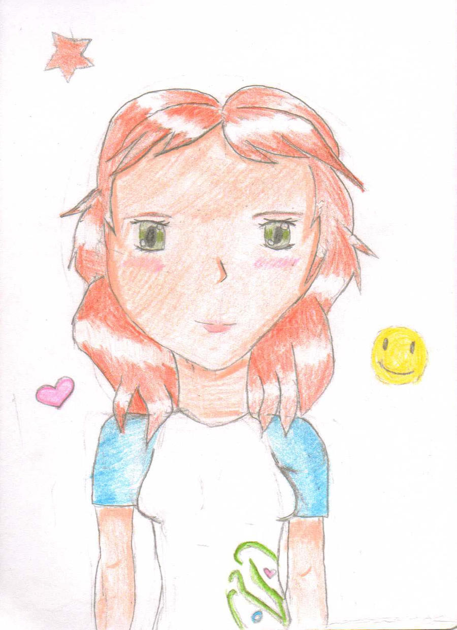 Holiday drawing 3 by rosie flo on deviantart for How to draw flo