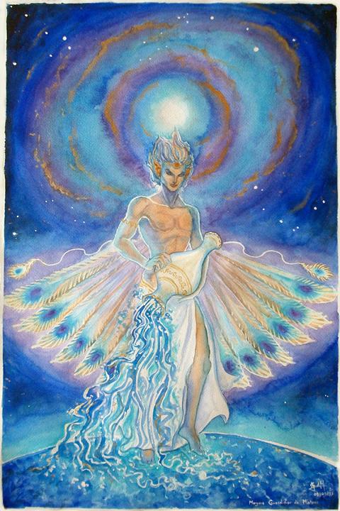 Aquarius by MorganeDeMatons