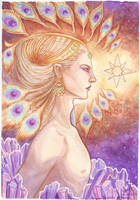 Virgo 2 by MorganeDeMatons