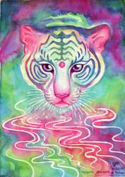 Tigress Sophia by MorganeDeMatons
