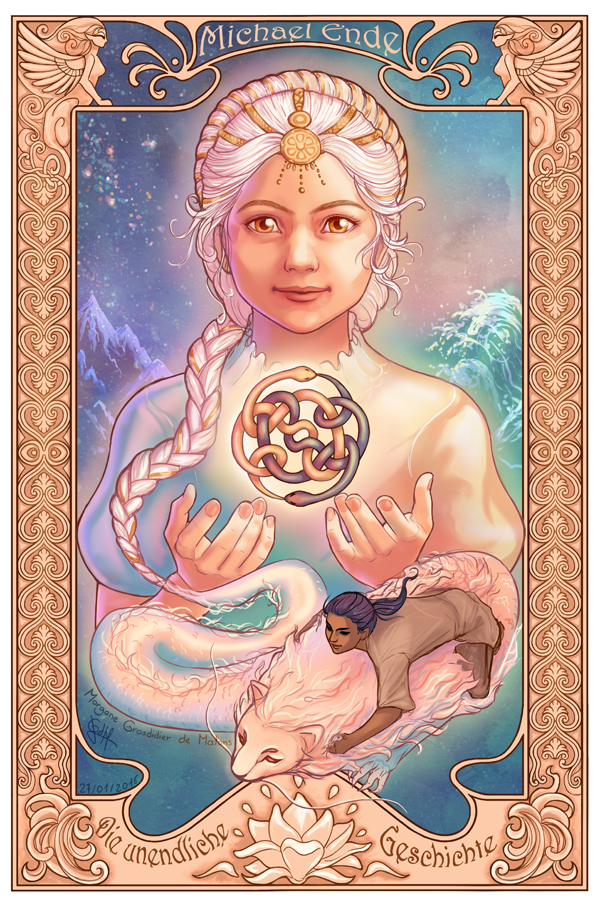 The NeverEnding Story by MorganeDeMatons