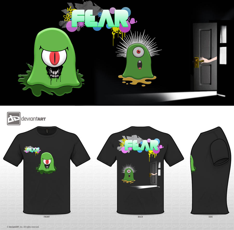 fear by bucolico