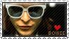Love Bowie Stamp 03 by DARK0NA