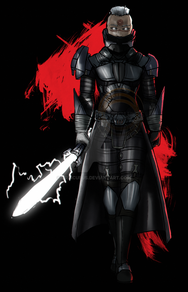 COMMISSION - SWTOR - Skiptomylou by Grincubus