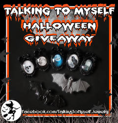 Halloween giveaway!! by Charly-chan