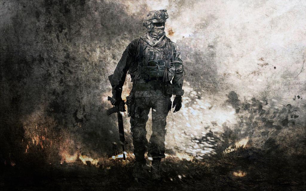 Modern War By GreatJester