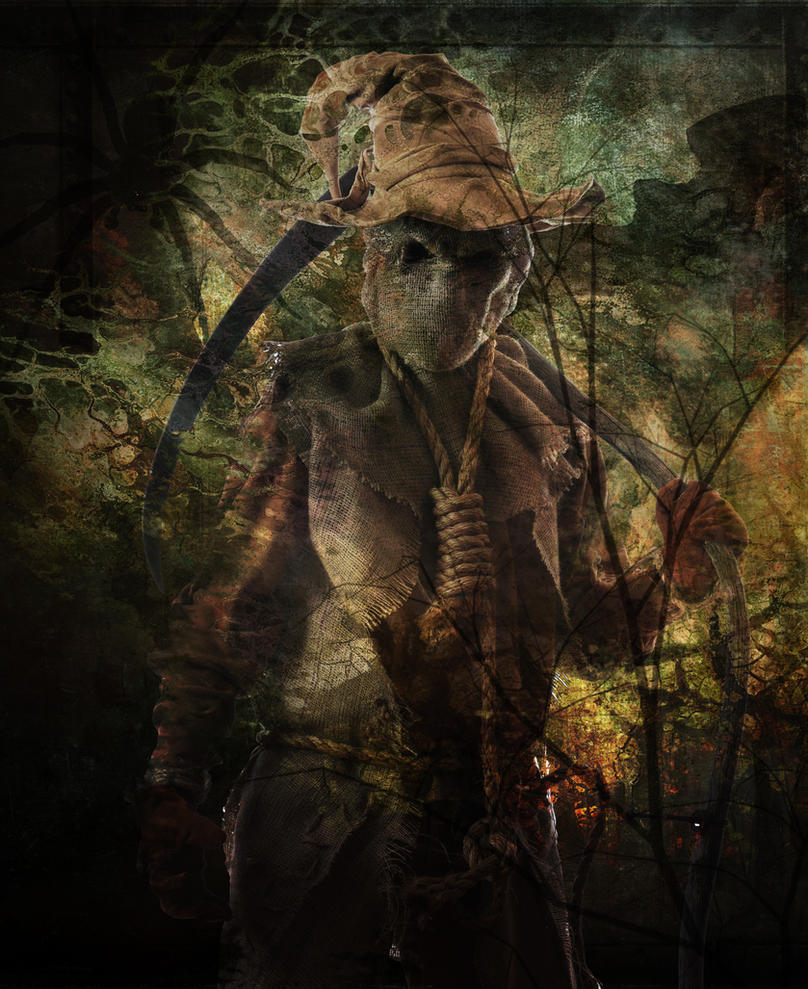 Scarecrow Greatjester Deviantart