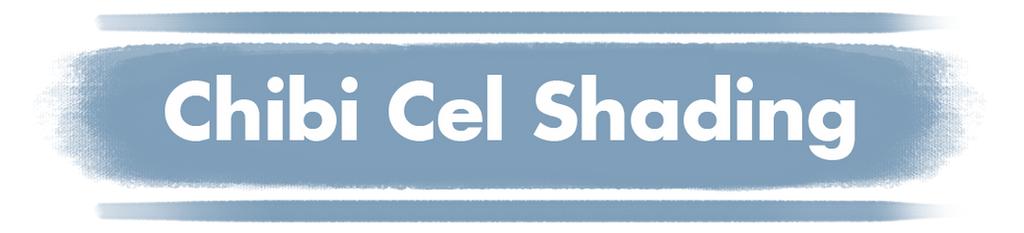 Type - Chibi Cel Shading by Kelsa20