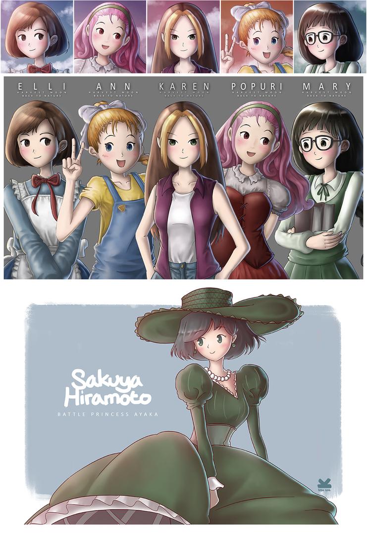 Sample - Anime by Kelsa20