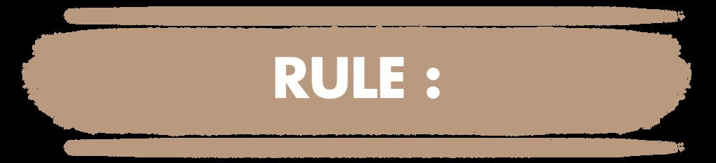 Rule by Kelsa20
