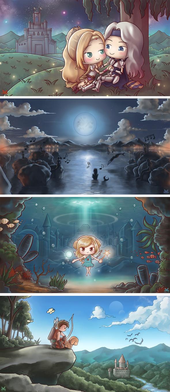 Full background (3) by Kelsa20