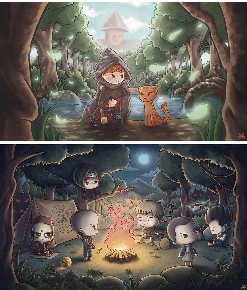 Full background (4) by Kelsa20