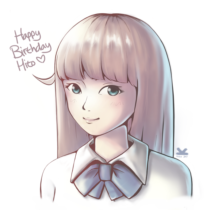 Happy Birthday Adrianna by Kelsa20