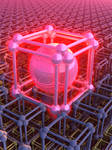 Molecular lattice