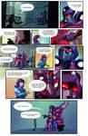 Starscream/Alexis Comic 1