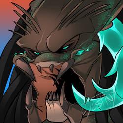 Predator Icon (COMMISSION)